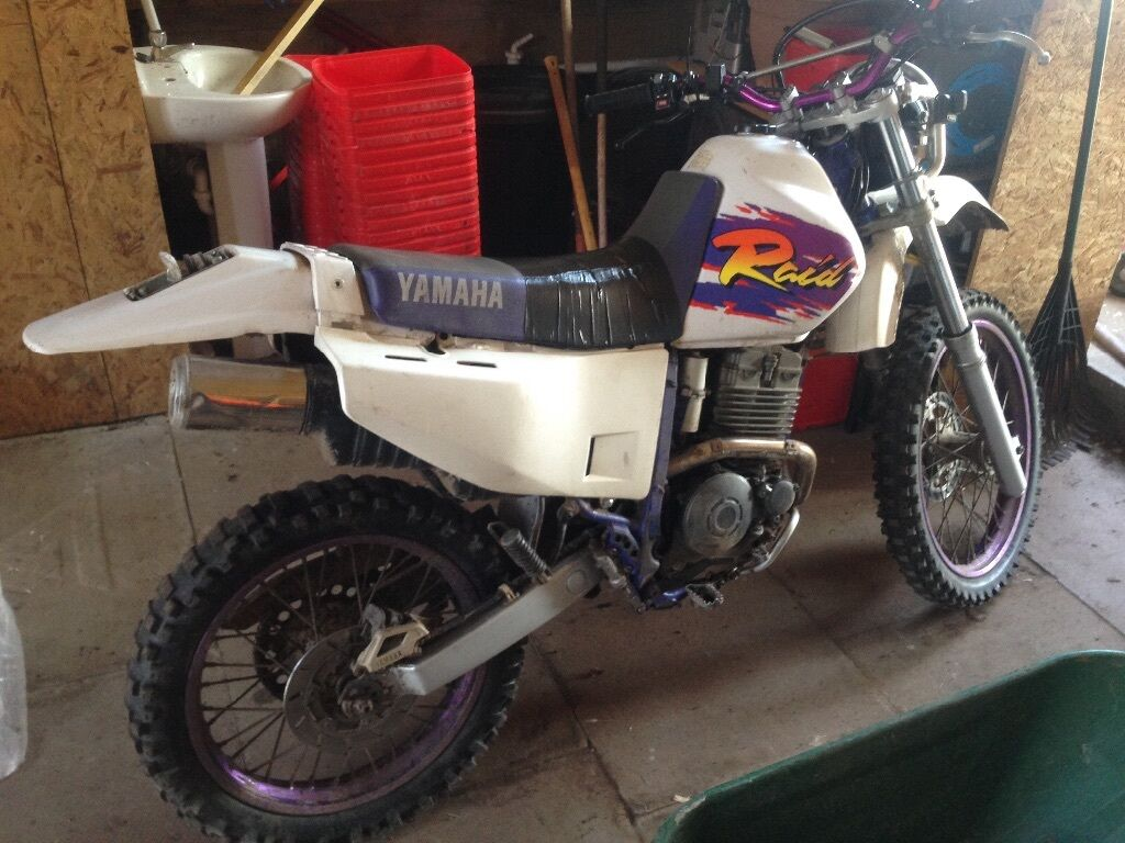 Yamaha Ttr 250 Cc For Sale 1998 Enduro Bike 4 Stroke Bike In