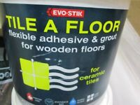 tile adhesive grout for wooden floors / geo-fix paving jointing compound