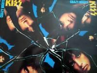 Vinyl. KISS