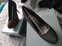 6 pairs of LADIES FOOTWEAR
