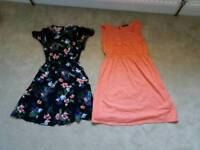 Maternity summer dresses size 10/12