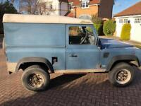 Wanted Land Rover defender 90 or 110 TDI td5 puma van pick up station wagon utility top prices