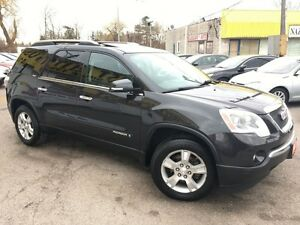 2007 GMC Acadia SLT1/PWR ROOF/LEATHER/LOADED/ALLOYS