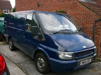 Ford Transit 85 T260 for Spares or Repair