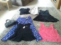 BARGAIN - Job lot clothes ideal for car boot or to sell on e bay £5 the lot.(9 items)
