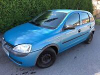 Vauxhall corsa 1.2 CHEAP first car