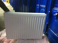 TYPE 22 DOUBLE RADIATOR - AS NEW 600 WIDE X 450 HIGH