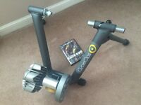 CycleOps Fluid2 Trainer with DVD - indoor cycle training
