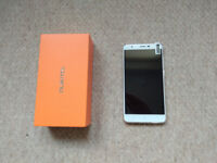 Oukitel U15 Pro Android phone, 4G 5.5 in, Gold, 3GB RAM 32GB ROM, unlocked, fingerprint, brand new