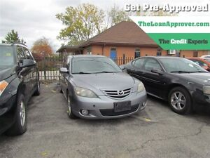 2004 Mazda MAZDA3 GS | AS IS | SOME RUST