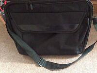 BLACK LAPTOP BAG FOR SALE