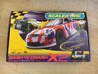 Scalextric Bash and Crash X2