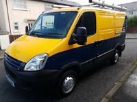 Only 73000 Miles From New.August 2007 Iveco Daily 29l10 2287cc Diesel Van Mot Until March 2021