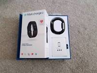 Black fitbit charge 2