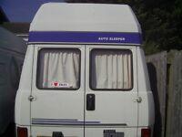 talbot exspress campervan