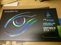 NVIDIA GTX 770 2GB Windforce graphics card
