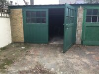 Ex large garage to rent