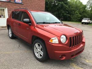 2009 Jeep Compass North - NO ACCIDENT - SAFETY & WARRANTY INCL