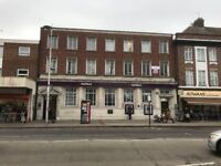 Modern serviced offices to let in the heart of Barkingside High Street fully air conditioned