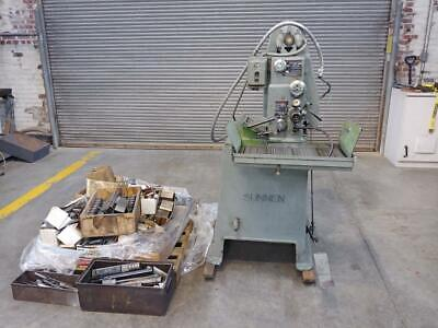 Sunnen Hone Mbb-1600-ms Large Lot Of Tooling