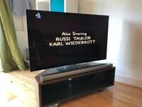 """LG OLED55B6V 55"""" 4K HDR OLED TV and Soundbar"""