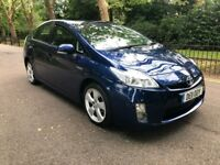 2011(11)TOYOTA PRIUS 1.8vvti T SPIRIT**ONE OWNER**UK MODEL HYBRID AUTO FSH CAN PCO finance Available