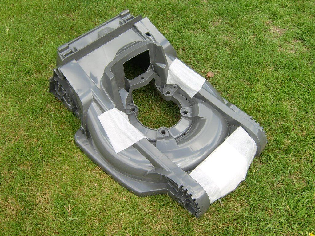 Honda Hrx Plastic Deck Lawn Mower Honda Mower Part In