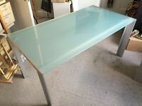 Deneb Glass design table by STUA Jesus Gasca