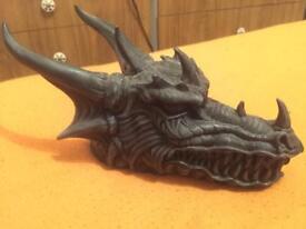 Dragon head trinket box