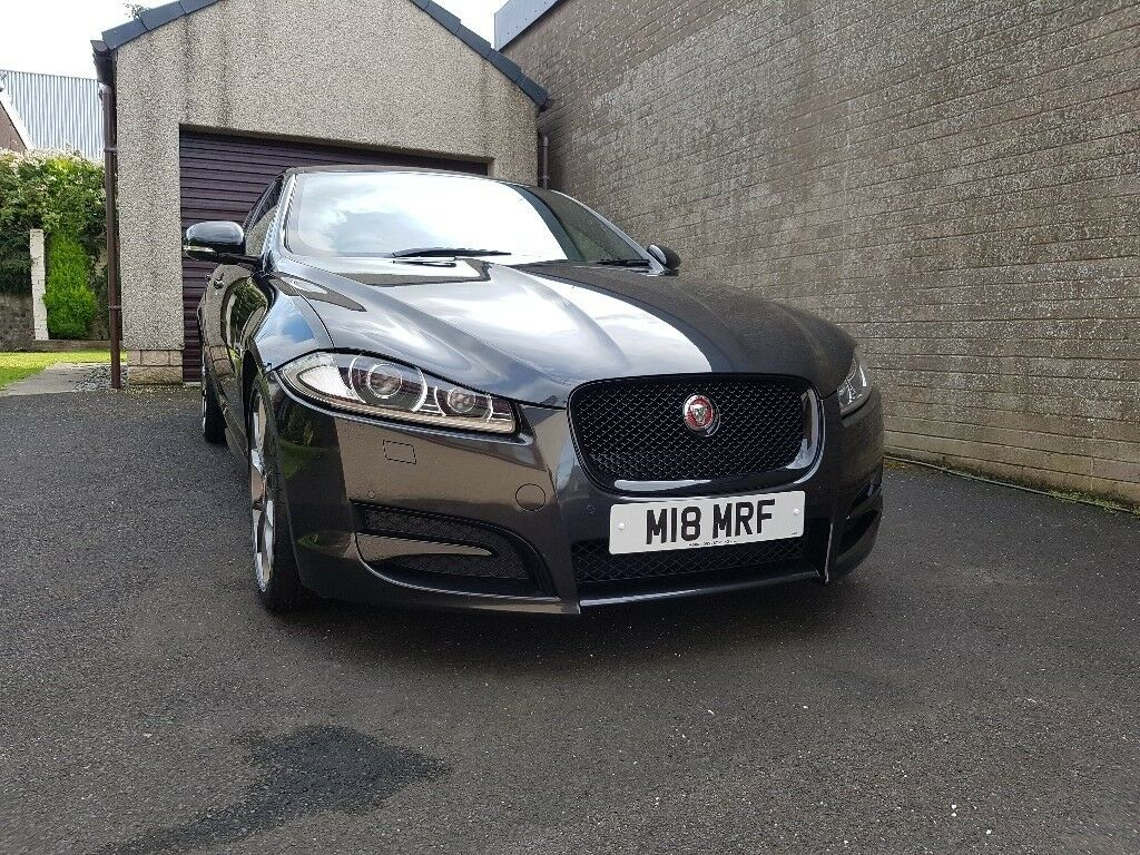 jaguar xf r sport black edition in lochgelly fife gumtree. Black Bedroom Furniture Sets. Home Design Ideas