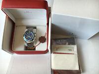 New Swiss Omega Seamaster Professional Chronograph Watch