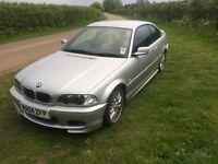BMW 325 CI SPORT AUTO COUPE, 04 PLATE, 5 MONTHS MOT, £1,995