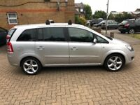 Vauxhall zafira automatic ford galaxy vw sharan Toyota Corolla Verso