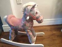 Mamas and papas rocking horse