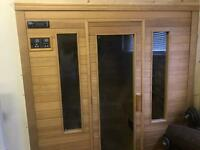 4 person infrared sauna