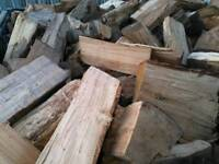 Pickup Load Of Hardwood Logs / Firewood £80 Free Local Delivery