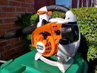 stihl bg86,07.2016 petrol leaf,blower as sh86,bg85,sh85 in Excellent condition!