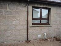 1300 x 1500 PVC Window