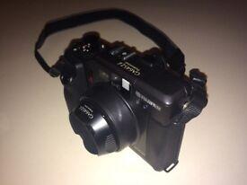 Fujifilm GA645Zi - medium format