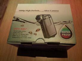 1080p Waterproof HD Camcorder