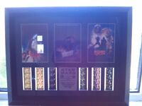 Star Wars Limited Edition film cells