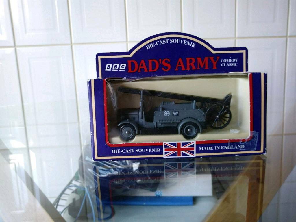 Liedo dads army national fire service dennis fire engine | in Gorebridge,  Midlothian | Gumtree