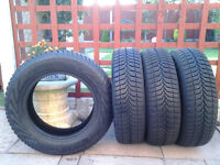 ***4 Winter tyres 165/70/R14 81T -- Absolute Bargain***