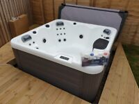 NEW PALM SPAS ATARA LUXURY AMERICAN BALBOA HOT TUB SPA 5 SEAT + ACCESSORIES DELIVERY JACUZZI