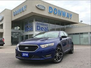 2014 Ford Taurus SHO AWD | 1 OWNER | LOADED | NAVI