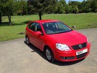 2007, 57 Plate VW Polo S - 1.2 - 70HP - 5 Door - Service History & Receipts