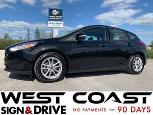 2015 Ford Focus SE HATCHBACK *HEATED SEATS* REAR CAMERA* SYNC*