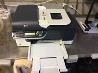 HP Officejet J4580 All-in-one-printer