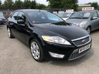 FORD MONDEO 2.0 TDCI TITANIUM 6 SPEED 2009 /1 OWNER /FSH /ONLY DONE 84K MILES