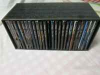 In Classical Mood: 23 book cd collection with box